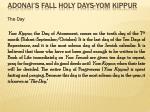 adonai s fall holy days yom kippur21