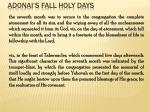 adonai s fall holy days18