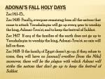 adonai s fall holy days2