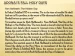 adonai s fall holy days20