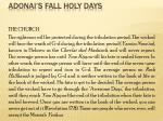 adonai s fall holy days22