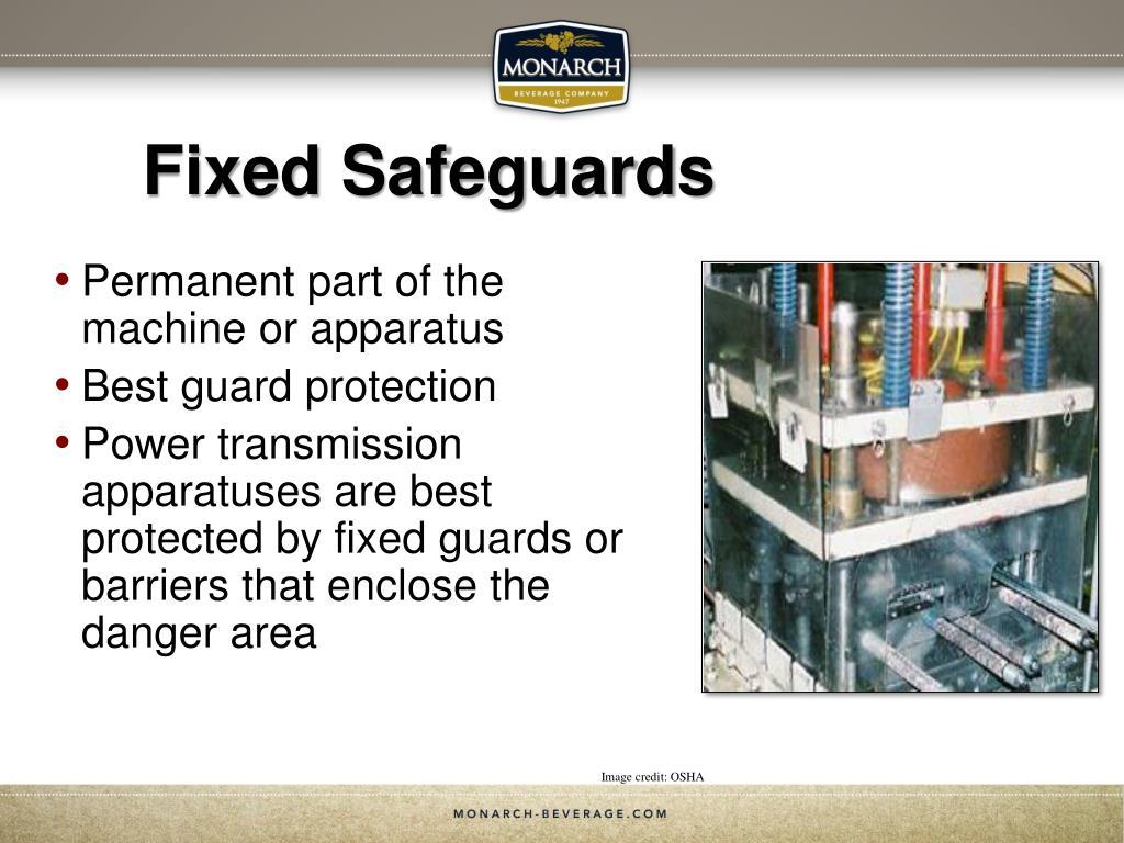 PPT - Machine Guarding PowerPoint Presentation - ID:4827636