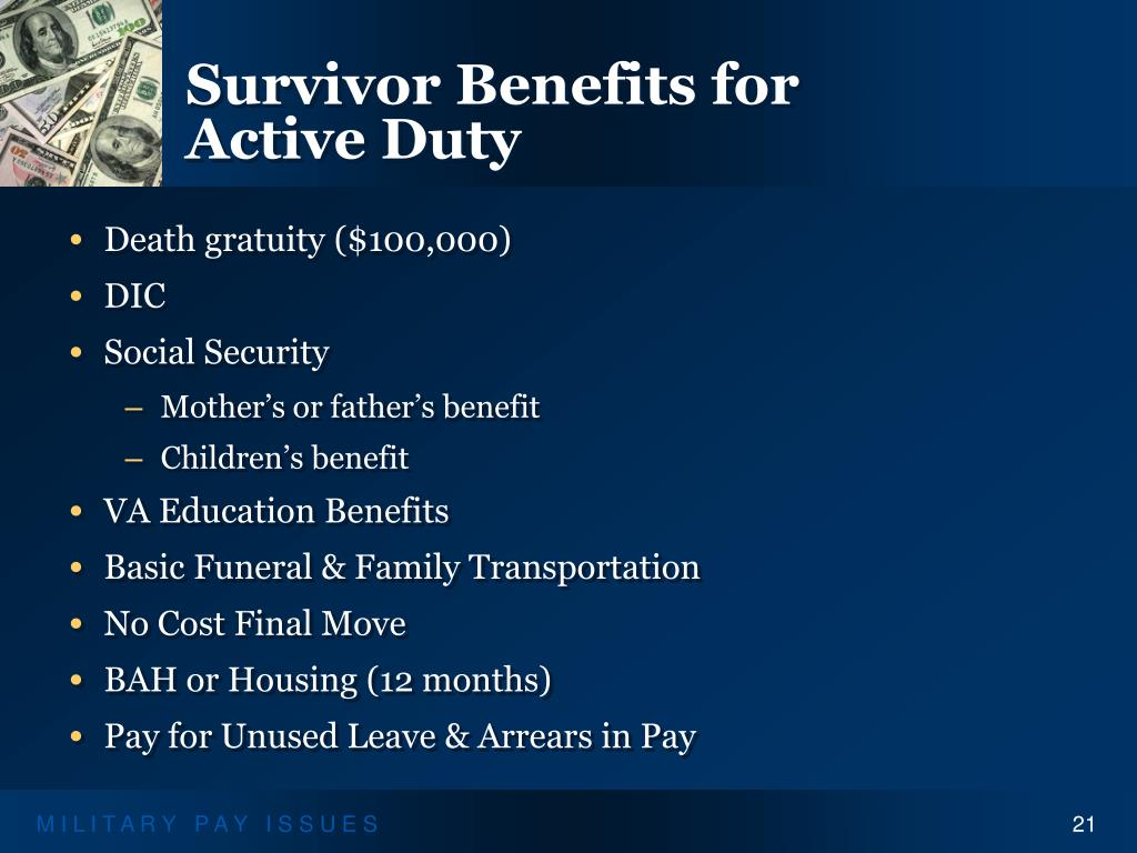 PPT - Military Pay Issues PowerPoint Presentation - ID:4827650