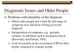 diagnostic issues and older people2