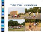 star wars competition