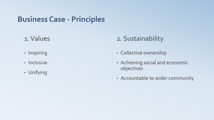 1. Values