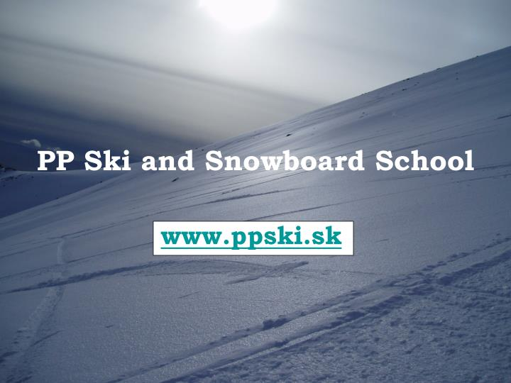 pp ski and snowboard school n.