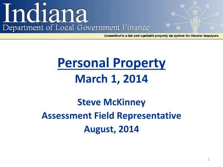 personal property march 1 2014 n.