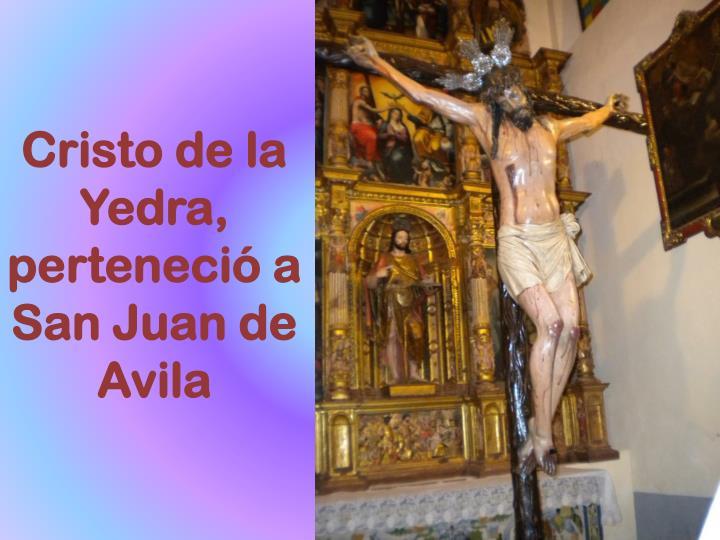Cristo de la Yedra,