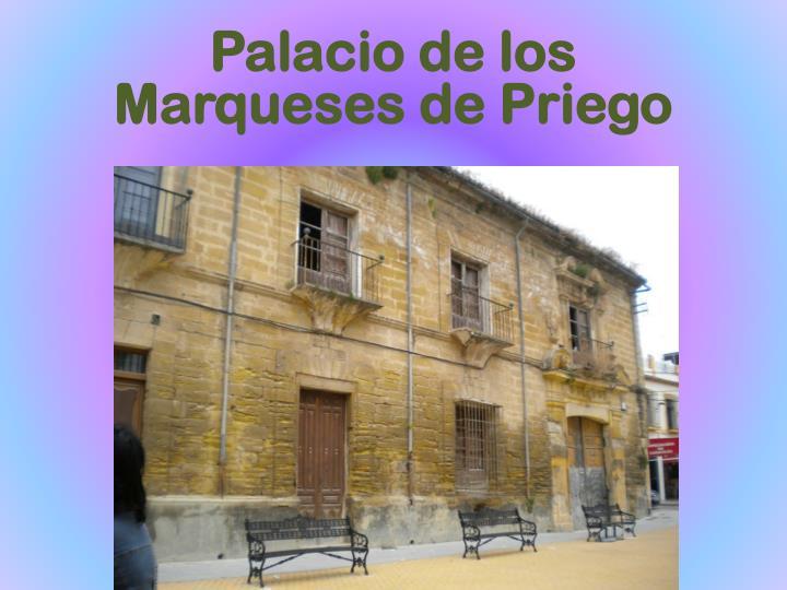 Palacio de los
