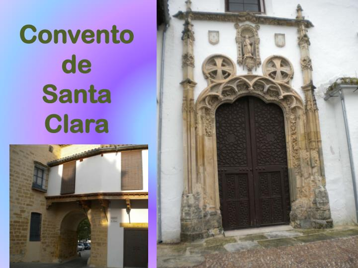 Convento de