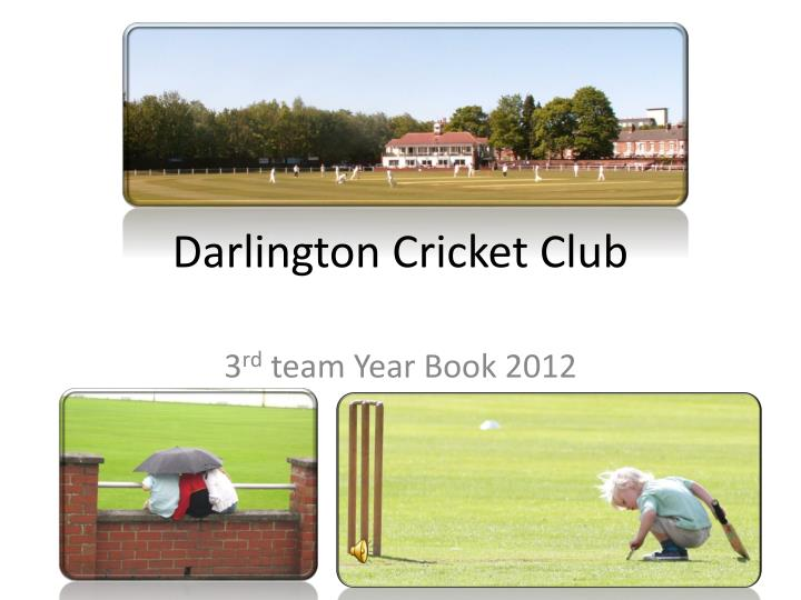 darlington cricket club n.