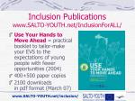 inclusion publications www salto youth net inclusionforall1