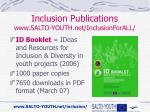 inclusion publications www salto youth net inclusionforall5