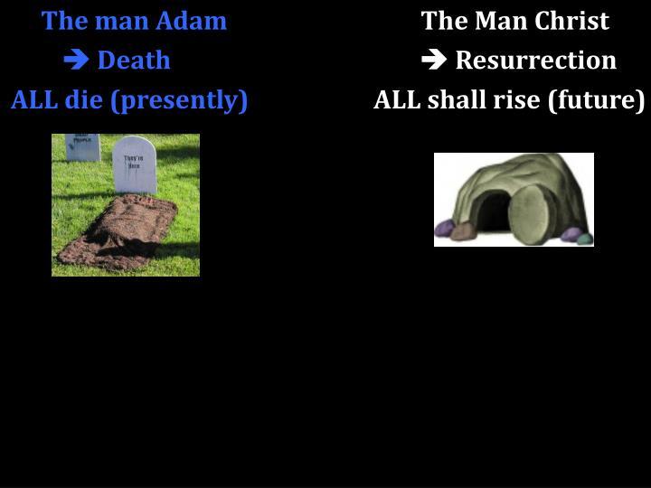 The man Adam