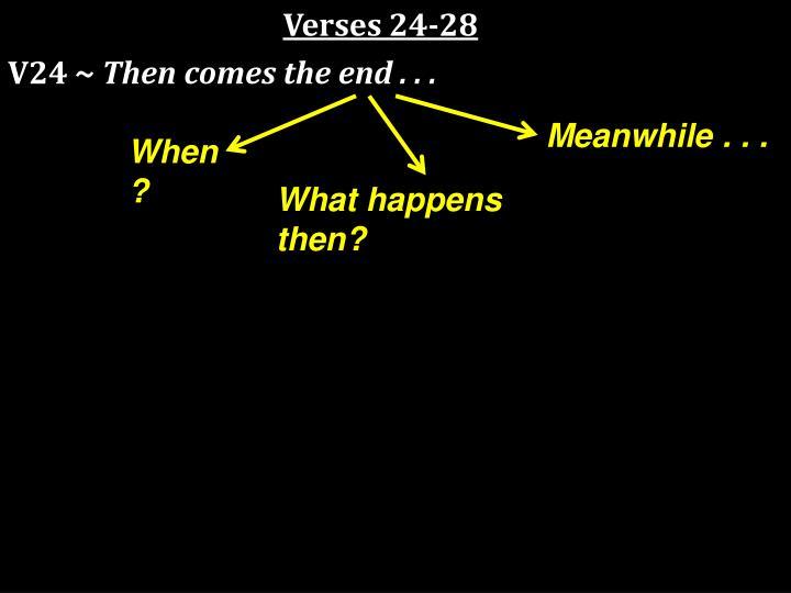 Verses 24-28