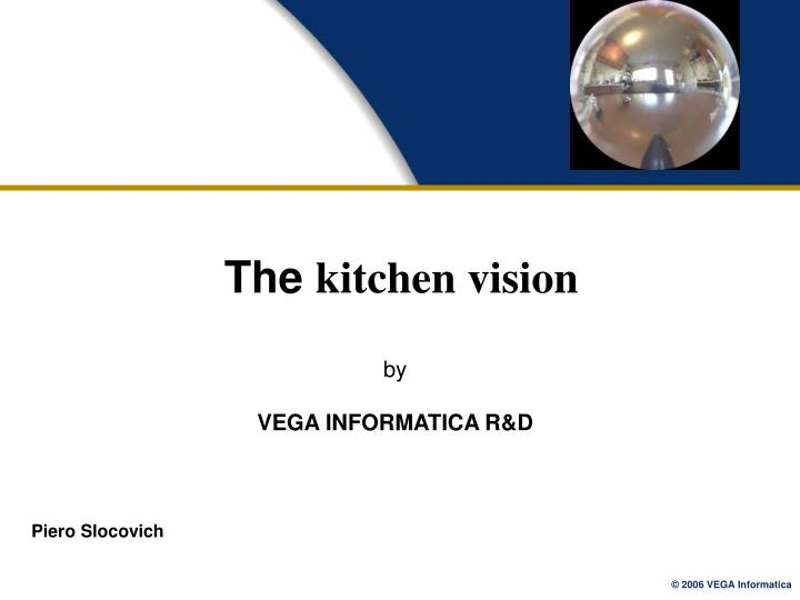 the kitchen vision n.