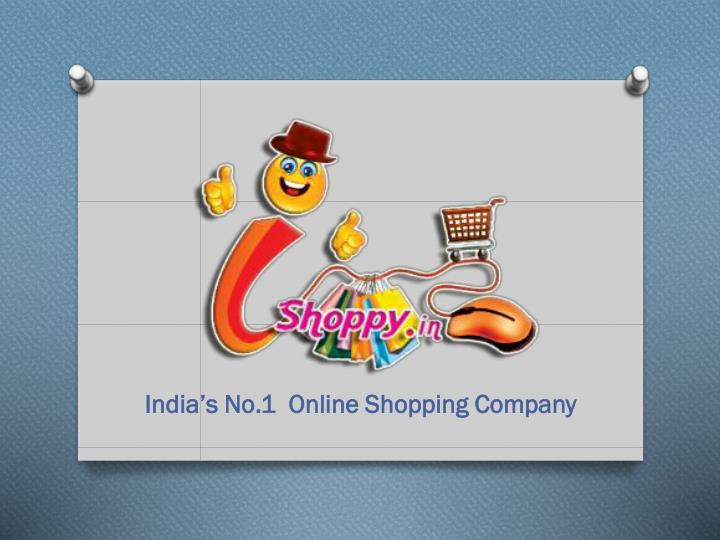 india s no 1 online shopping company n.