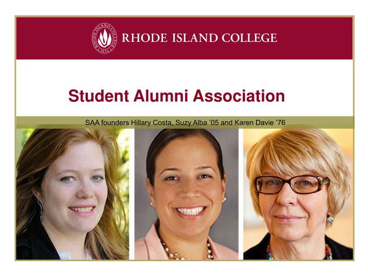 Student Alumni Association