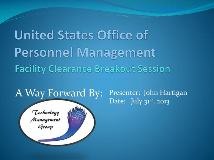 united states office of personnel management n.