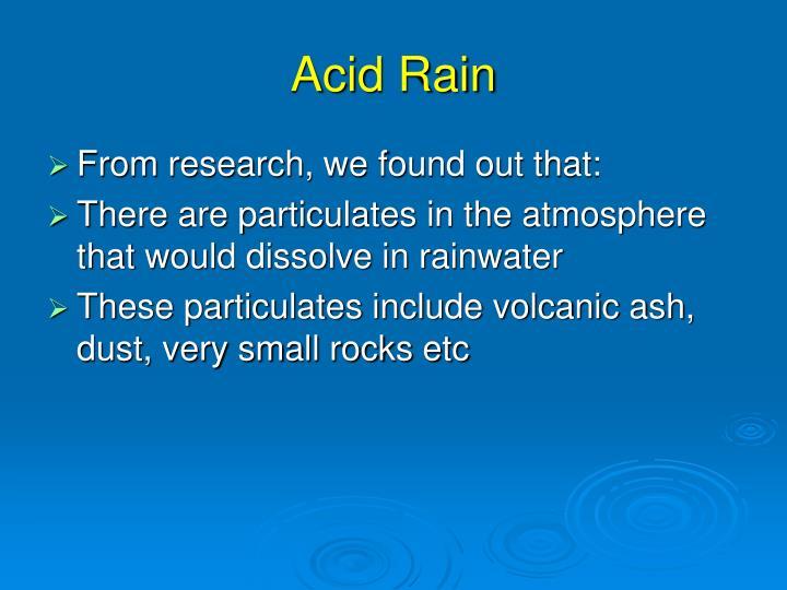 Acid rain1