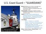 u s coast guard guardians