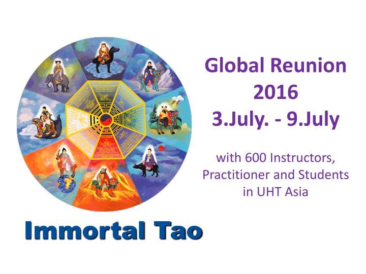 Global Reunion