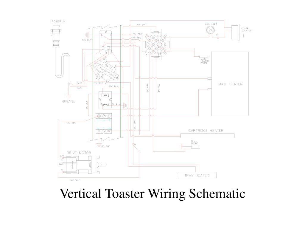 Toaster Schematic | Wiring Diagrams on
