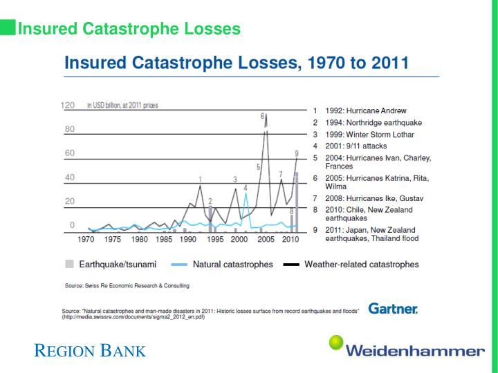Insured Catastrophe Losses