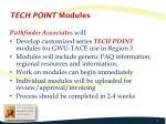 tech point modules