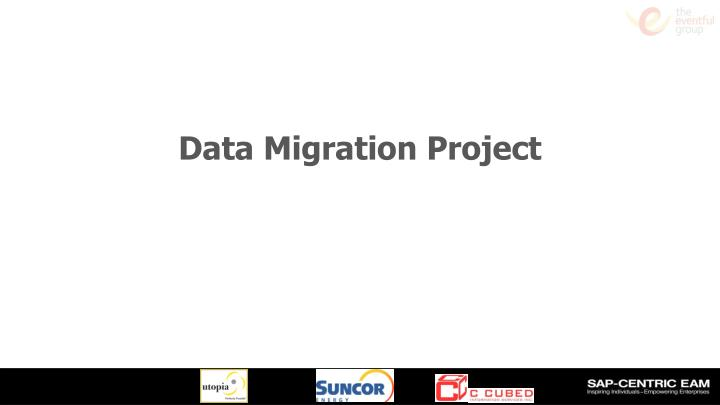 Data Migration Project
