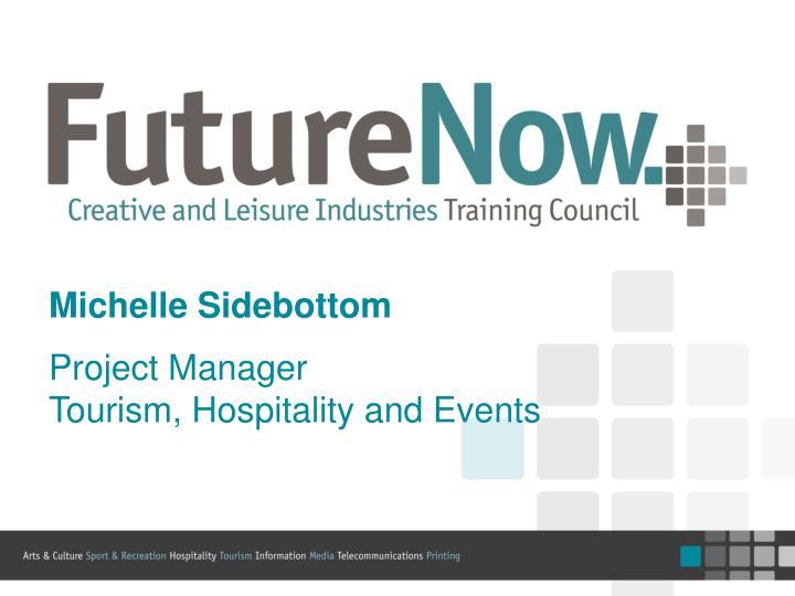 Michelle Sidebottom