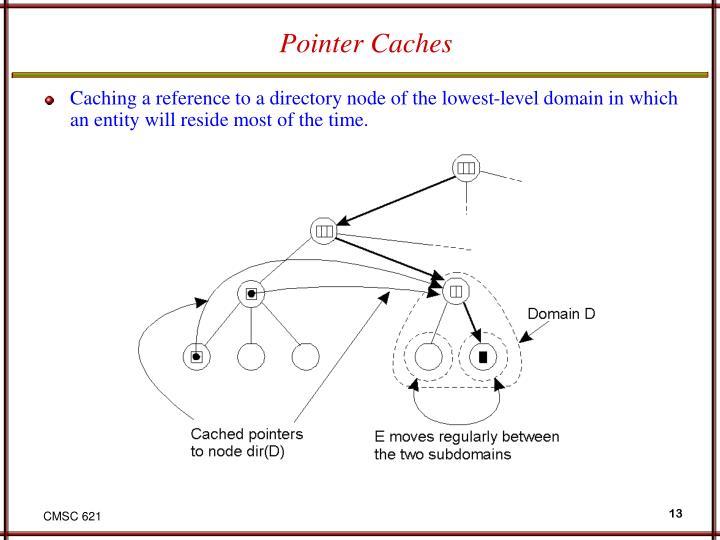 Pointer Caches