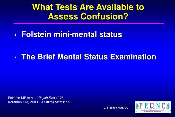 What Tests Are Available to