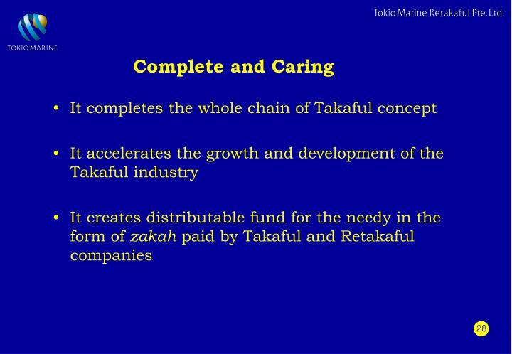 takaful and retakaful