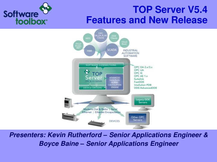 top server v5 4 features and new release n.