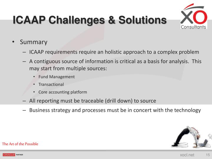 PPT - Basel II, ICAAP, Oracle, XO and You PowerPoint Presentation ...