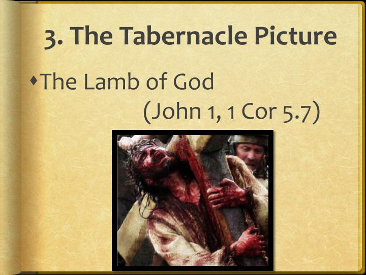 3. The Tabernacle Picture