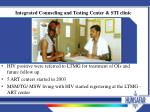 integrated counseling and testing center sti clinic1
