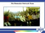 the humsafar outreach team