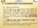 1 a constru o civil brasileira