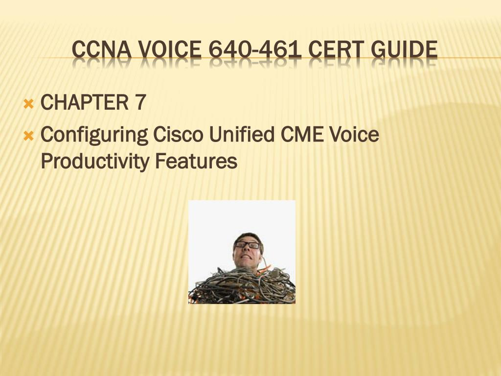 ccna voice 640 461 cert guide n.