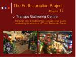 the forth junction project attractor 11