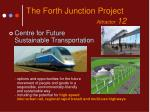 the forth junction project attractor 12