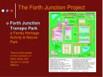 the forth junction project5