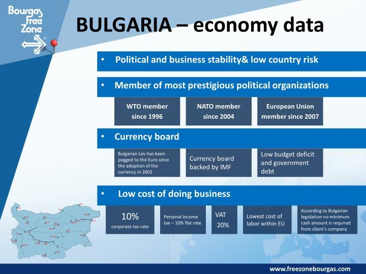bulgaria economy essay