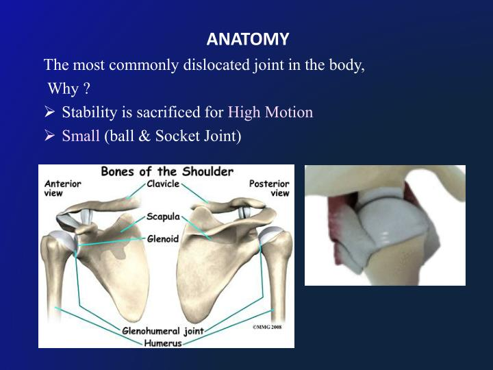 Ppt Shoulder Dislocation Powerpoint Presentation Id4841498