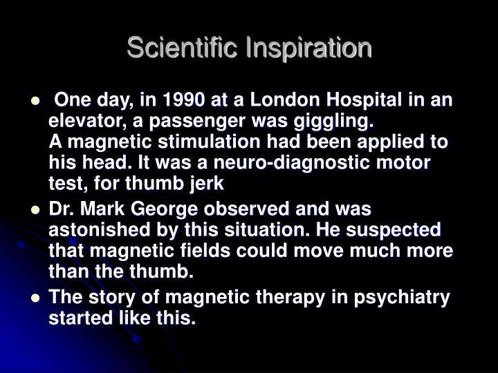 Scientific Inspiration