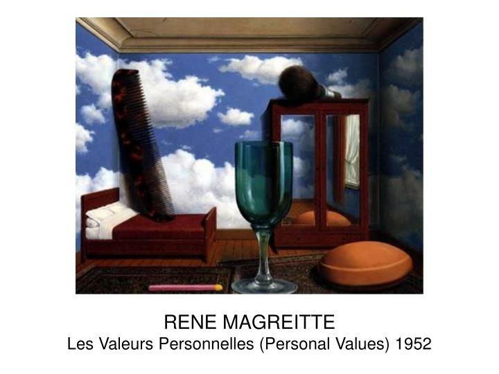 RENE MAGREITTE