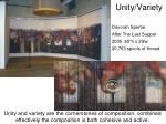 unity variety1